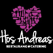 Hos Andreas Logotyp